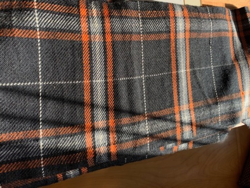 Al N. Harley tartan.15 shaft washable wool straight twill