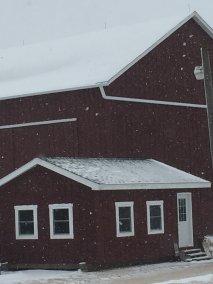 Susan K. Build a new room onto the barn