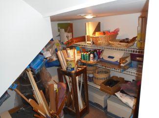 Karen Y. Studio closet