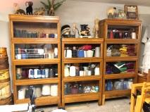 Pat B Yarn and fabric storage
