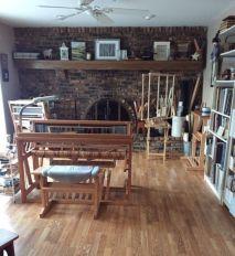 Ellen B New Loom Room