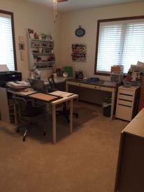 Ellen B Worktable space