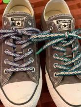 Barb B; laces