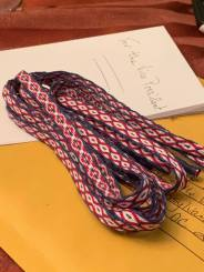 Barb B. Laces sent to VP of the US