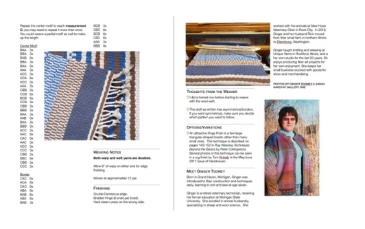 "Krokbragd- new pattern book by Debby Greenlaw ""Krokbragd Patterns"""