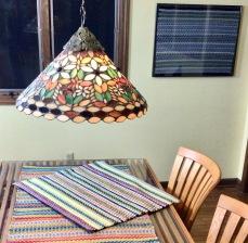 Linda A. Krokbragd rug done for Debby Greenlaw new Pattern book